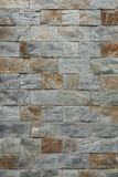 Stone facade tiles. Stock Photo