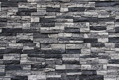 Stone facade wall Stock Photography