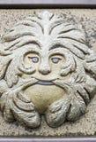 Stone Face Stock Photos