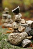 Stone figure Royalty Free Stock Photography