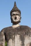 Stone figure buddhist stock photography