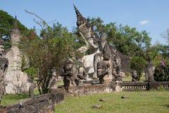 Stone figure buddhist stock photos