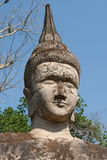 Stone figure buddhist Stock Images