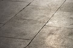 Stone floor Royalty Free Stock Photos