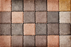 Stone floor Royalty Free Stock Images
