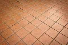 Stone floor background. Stone floor on a background Royalty Free Stock Photography