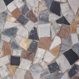 Stone floor background. Irregular stone floor texture useful as a background (aka opus incertum stock photo