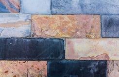 The stone floor pattern Stock Photos
