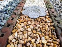 Stone floor Stock Image