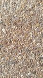 Stone floor texture. Brown stone texture Royalty Free Stock Image