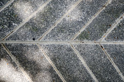 Stone floor texture Stock Images
