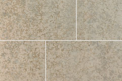 Stone Floor Tile Seamless Background Texture. Stock Image
