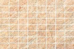 Stone floor tile seamless background texture Stock Photos