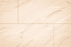 Stone floor tile seamless background and texture Royalty Free Stock Photo