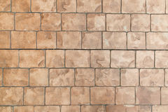 Stone Floor Tiles for texture and background Stock Images