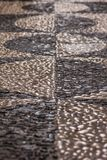 Stone flooring Stock Images