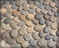 Stone flooring Stock Image