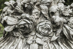 Stone Flowers Royalty Free Stock Images