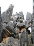Stone Forest. China's National Park, Yunnan, China Stock Images