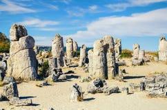 Stone Forest. Fabulous Rock Phenomenon. Varna Province, Bulgaria Royalty Free Stock Photo