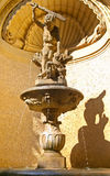 Stone fountain Royalty Free Stock Photos