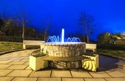 stone fountain Royalty Free Stock Photos