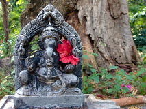 Stone Ganesh Stock Photos