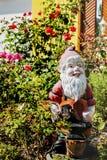 Stone garden farrier dwarf Stock Image