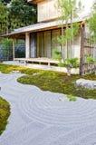 Stone garden Royalty Free Stock Photo