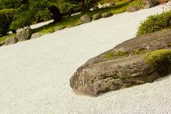 Stone garden Royalty Free Stock Image