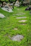 Stone garden Stock Photos