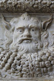Stone gargoyle Stock Photography