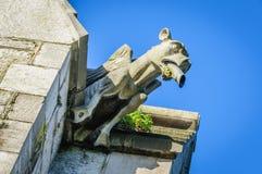 Stone Gargoyle Stock Photos