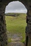 Stone gate. Stock Image