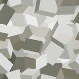 Stone geometric camouflage. vector illustration