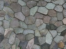 Stone grafic Royalty Free Stock Photos