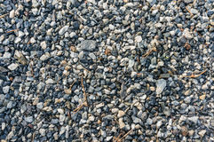 Stone gravel texture Stock Images