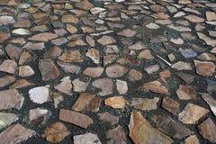 Stone ground Stock Photography