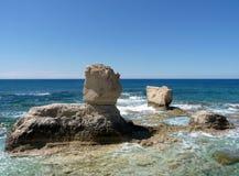 Stone guardian Stock Photography