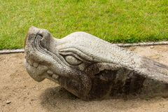 Stone head Royalty Free Stock Images
