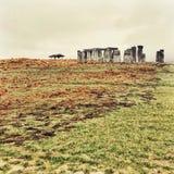 Stone henge Στοκ φωτογραφία με δικαίωμα ελεύθερης χρήσης