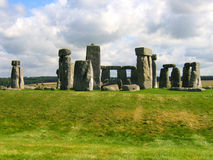 Stone henge Stock Photo
