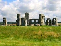 Stone henge. England stock photo