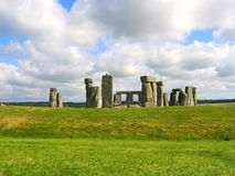Stone henge. England stock photography