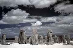 Stone henge, England, UK royalty free stock images