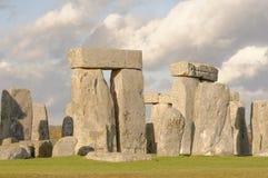 Stone henge standing stones Royalty Free Stock Image