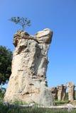 Stone henge of Thailand, Mor Hin Khao at Chaiyaphum province Tha Stock Photo