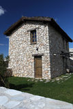Stone house. In place called etno selo in herzegovina stock photos