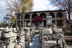 Stone House Royalty Free Stock Image