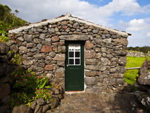 Stone house Stock Photos